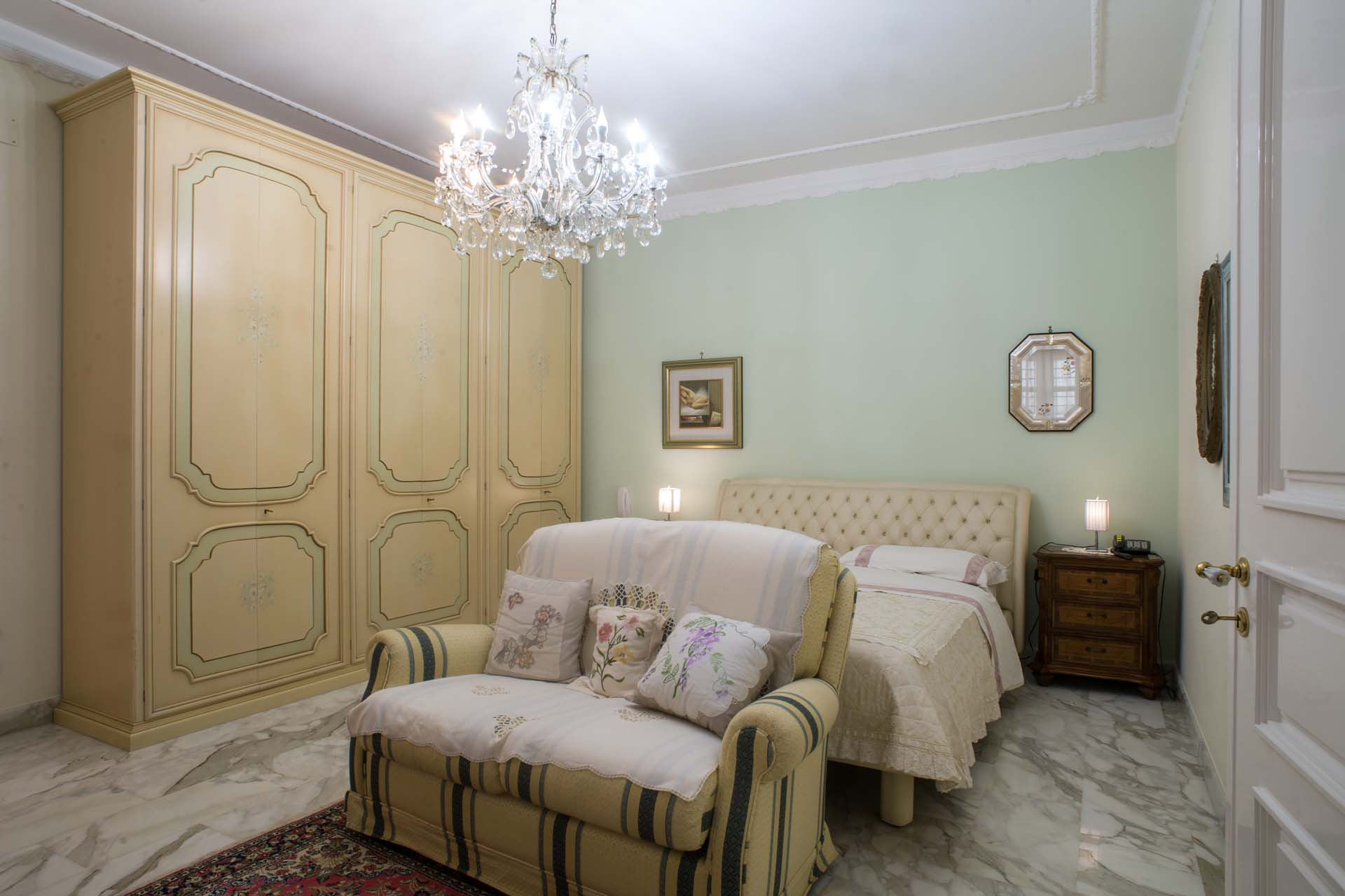 Camera Da Letto Rossella : Le camere villa rossella a taviano lusso discreto e intimo